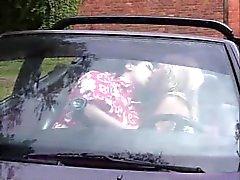 Jeny Rose Having Sex in Car