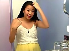 Pregnant Asian College Teen!