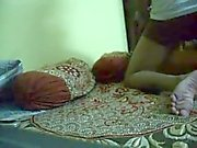 Desi Wife Getting Fucked By Her Lover while hubby records
