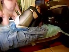 husband films his slut wife gang bang