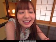 Yuria Mano wants to try toy porn before sex