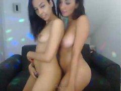 2 brazilian lesbians with big butt