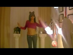 Kitty Gothic Belly Dance - Amalfrida