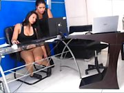Hidden Camera Play At The Office Again