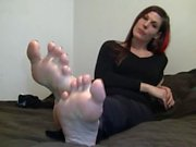 Jody's 10 1/2 Stunning Feet - Foot Interview