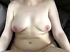 Plump MILF knows how to take care of him