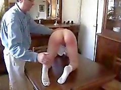 dirty spanking