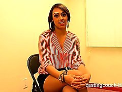 castingcouch-hd - Black Whore Casting