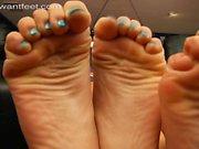 Lesbian Foot Fetish Sex Show