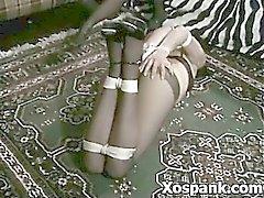 Kinky Wild Wild Spanking Fetish Porn
