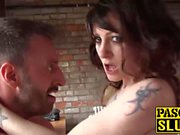 Sexy Miss Trixx enjoys getting herself dominated and fucked