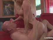 Busty blonde girl is enjoy hard pussy pounding.mp4