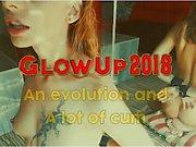 Cumpilation - A lot of Cum - Natali Fiction GLOWUP2018