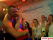 Real sexparty babes raiding cocks and girls
