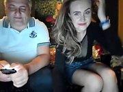 Webcam masturbation super hot chubby milf with glass dildo