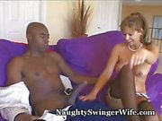 Horny Wife Begs For New Cock