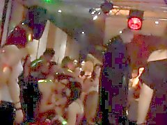 Devilish and wild orgy party is too nasty for some