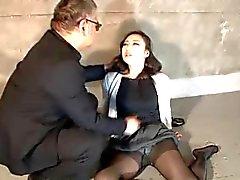 Torturing a Japanese MILF-A Teaser