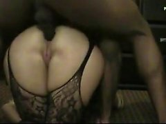 Milf in selling gets her small bottom holes