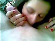 Cute arabic girl sucking Dick n fucking