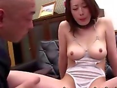 Nippon japanese gets ass fingered