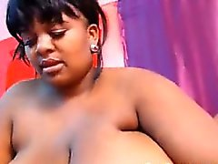 Black BBW With Huge Breasts