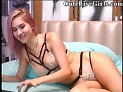 Chat Rooms Pervert Camgirl Enjoying Part 1