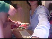 Very Hot Amateur Teen face fucked on Webcam