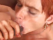 Naughty Amateur MILF Sluts Getting Cumshots