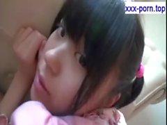 Japanese girl striptease webcam