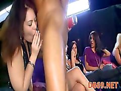 girls watche their friend suck cock