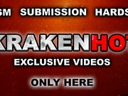 Krakenhot - Public BDSM with a Hard Bride