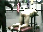 Hardcore Spanking - FreeFetishTVcom
