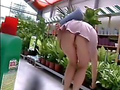 Next shopping upskirt no panty