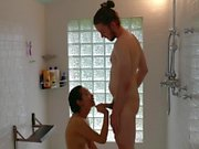 Making love in the shower (Part 1)