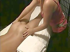 Handjob in Massage parlor (II)