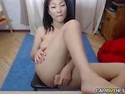 Sexy Tit MILF Pussy Rubbing on Cam