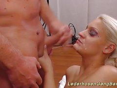 European amateurs fucked hard