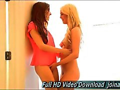 cassie and chloe are one of those matchups that makes ftv girl girl shoots so fun and natural feature