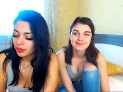 Brunette Amateur Webcam Teen Exposed