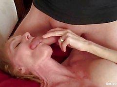 Kinky Threesome For Nasty Amateur GILF
