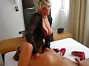 Milf Sits on His Face