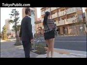 An Asian MILF So Hot For Public Sex