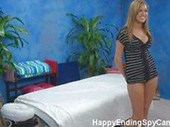Nice massage with happy ending.