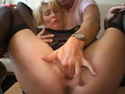CFNM milfs enjoy big cocks