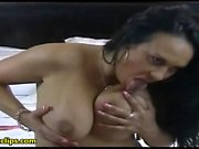 Real slut loves swapping positions