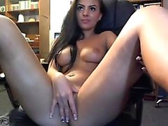 Super-Cute Webcam Dildo