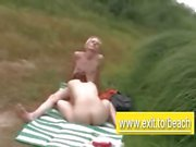 Public sex scenes from the Nude Beach