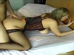 Dating big tits babe lingerie