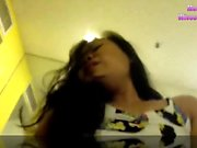 Spanish filippina coworker hotel on cam